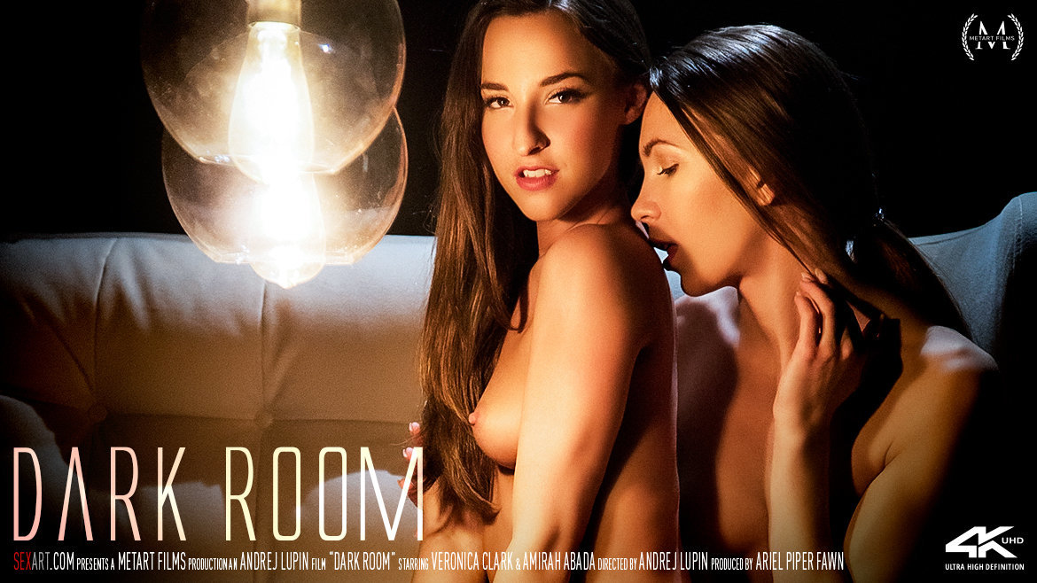Sex Art - Dark Room (2018) - Amirah Abada & Veronica Clark - 4K UltraHD 2160p