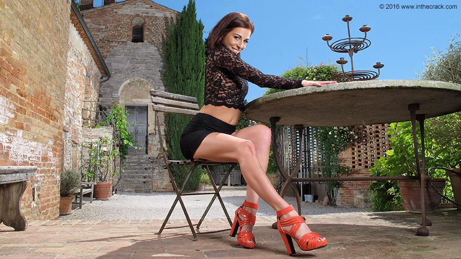 [InTheCrack.com] #1224 Antonia Sainz [Ultra HD 4K]