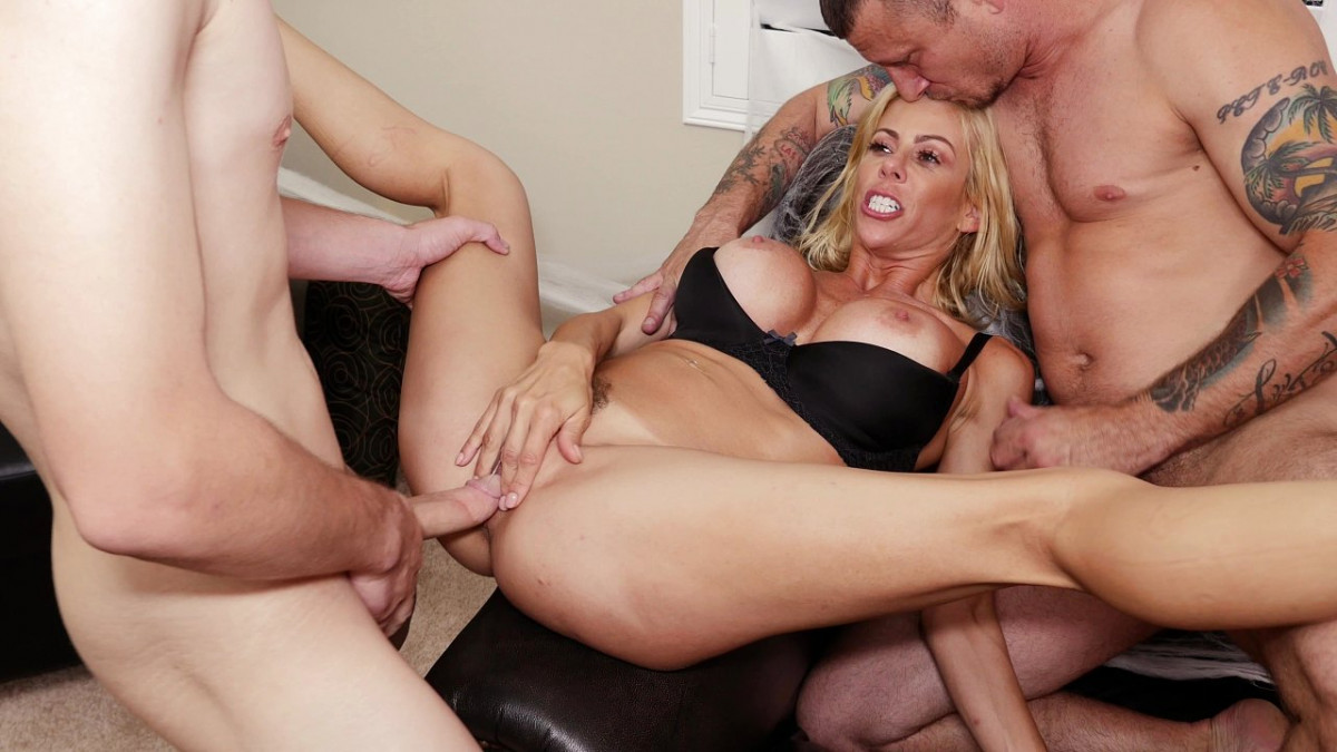 [Bang! Originals] Alexis Fawx Fucks Her Stepson And His Buddy On Halloween Night 4K UltraHD (2160p)