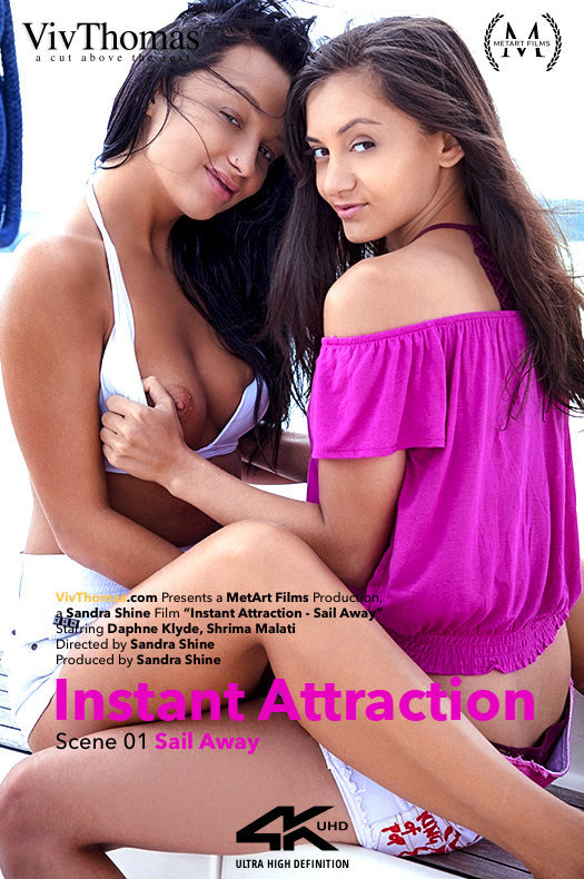 [VivThomas]  Instant Attraction Episode 1 - Sail Away (2017)  4K UltraHD (2160p)
