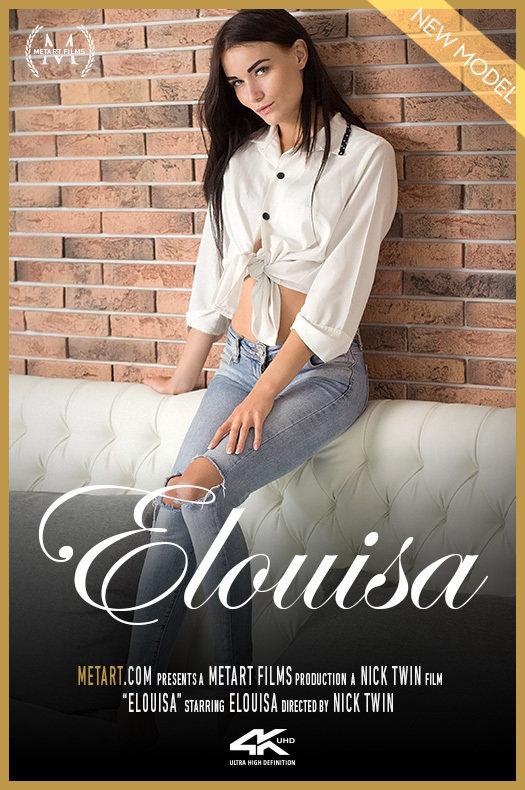 [Met-Art] Presenting Elouisa 4K UltraHD (2160p)