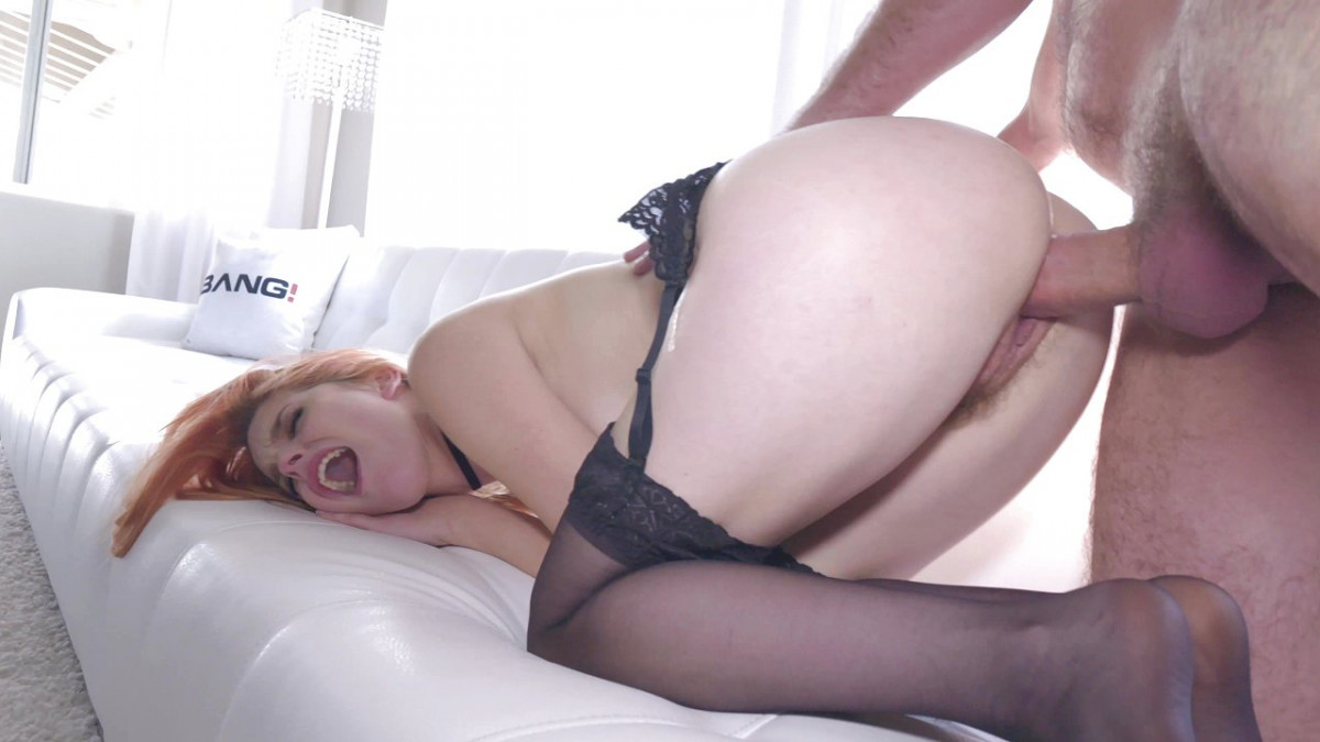 [Bang! Originals] Redhead Amarna Miller Gets All Her Holes Stuffed Gonzo Style 4K UltraHD (2160p)