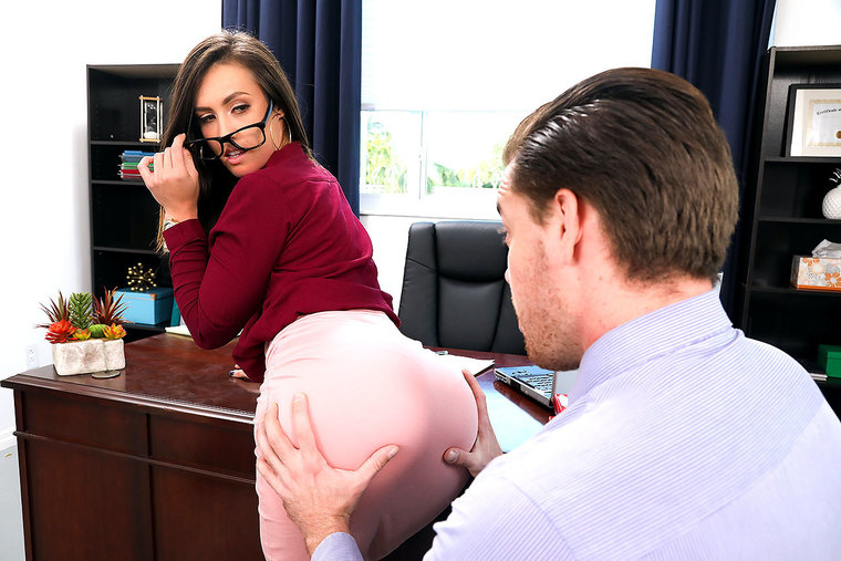 [Naughty Office] KELSI MONROE & KYLE MASON 4K UltraHD (2160p)
