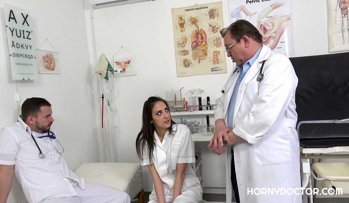 [Horny Doctor] INEXPERIENCED DOCTORS FUCKED ON PRACTICE 4K UltraHD (2160p)
