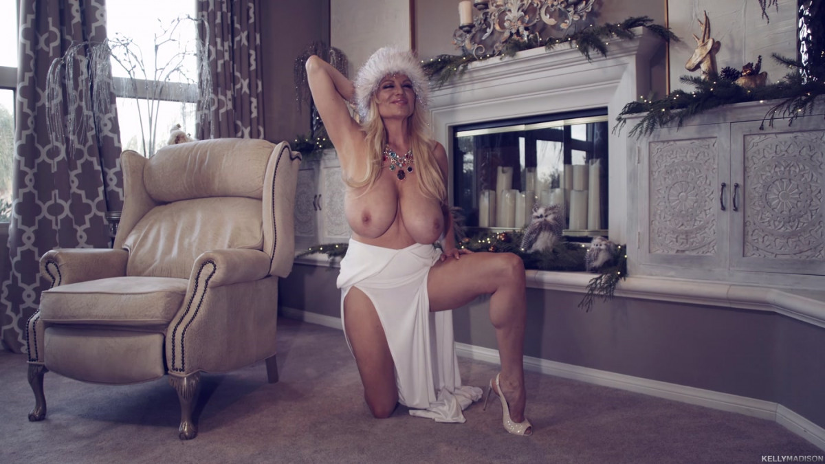 [Kelly Madison] White Tit-Mas 4K UltraHD (2160p)