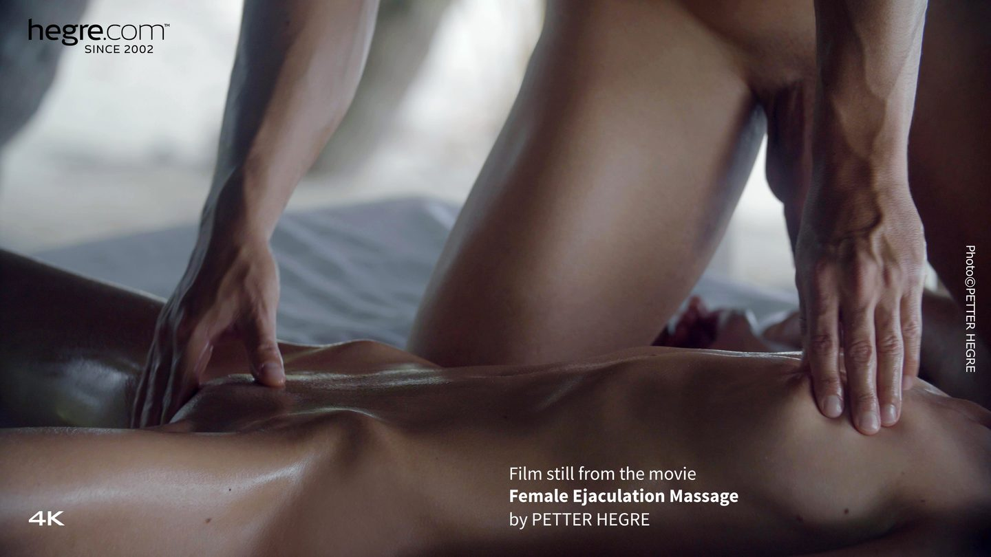Wife fucked during massage done