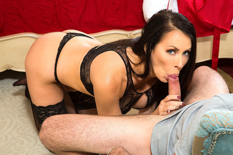 [My Friends Hot Mom] Reagan Foxx & Lucas Frost 4K UltraHD 2160p