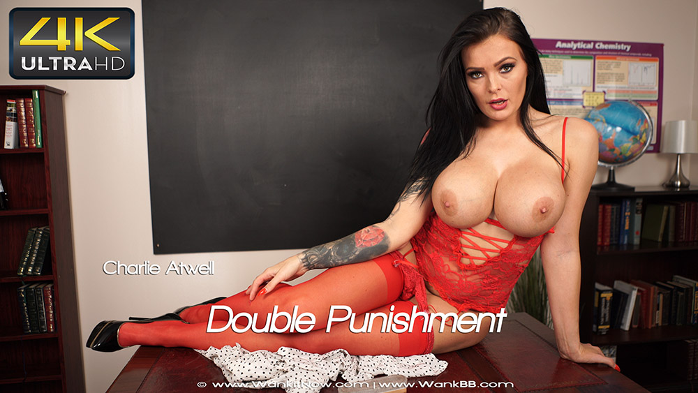 [Wank it now] Double Punishment 4K UltraHD 2160p