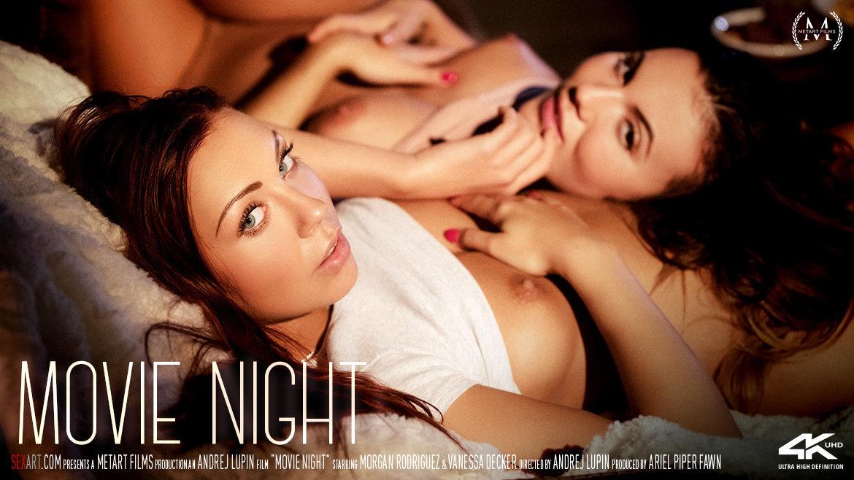 [Sex Art] Movie Night (2018) 4K UltraHD 2160p