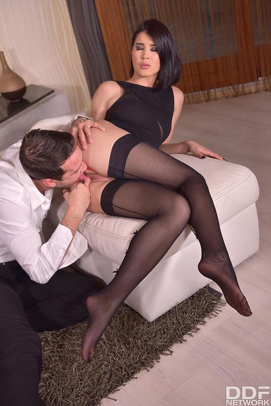 Stocking Feet Porn