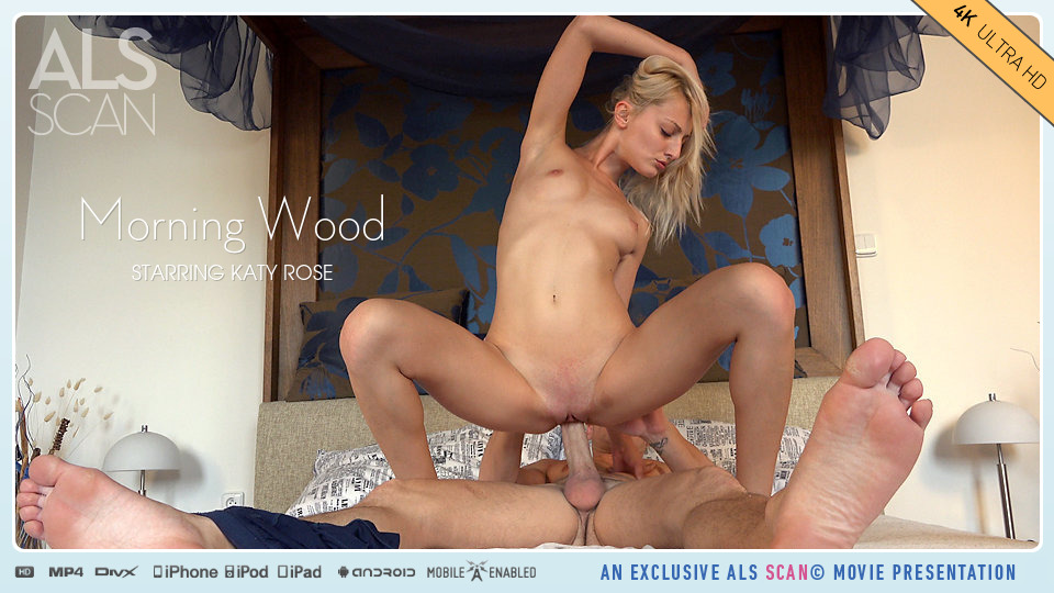ALS Scan - Morning Wood - Katy Rose & Max - 4K UltraHD 2160p