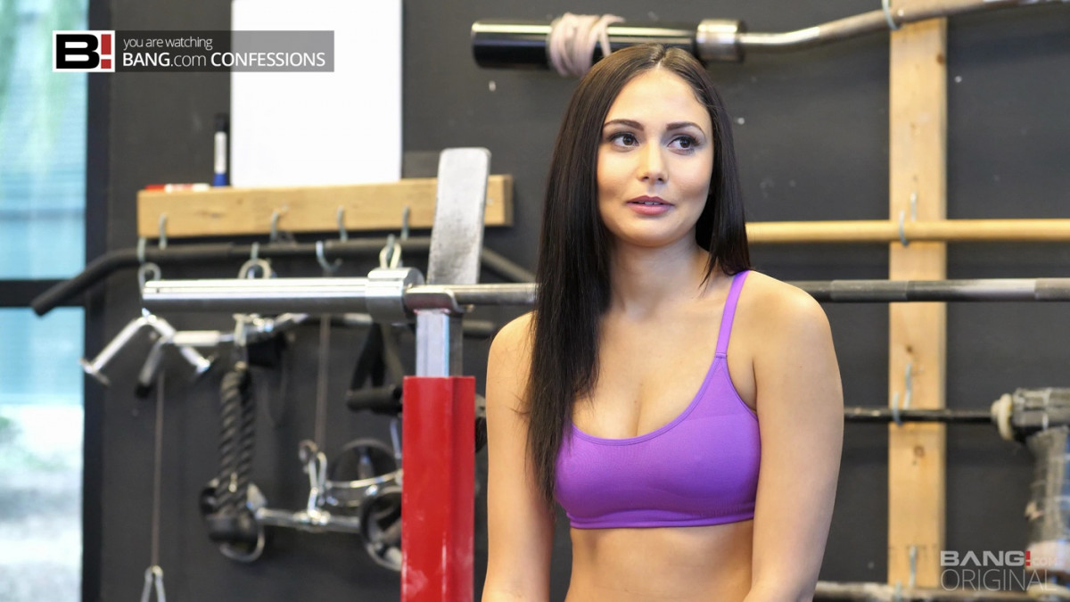 [Bang! Originals] Ariana Marie Gets Her Pussy Worked Out At The Gym 4K UltraHD 2160p