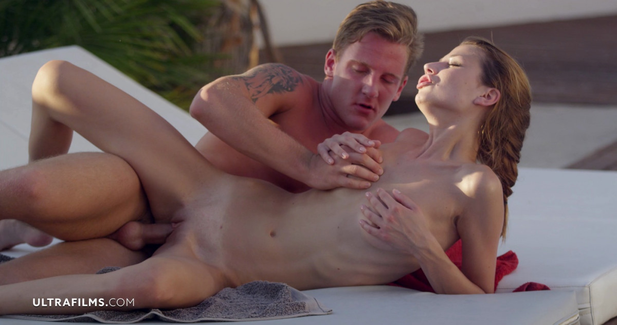 Ultra Films - Lustful Sunset - Virginie - 4K UltraHD 2160p