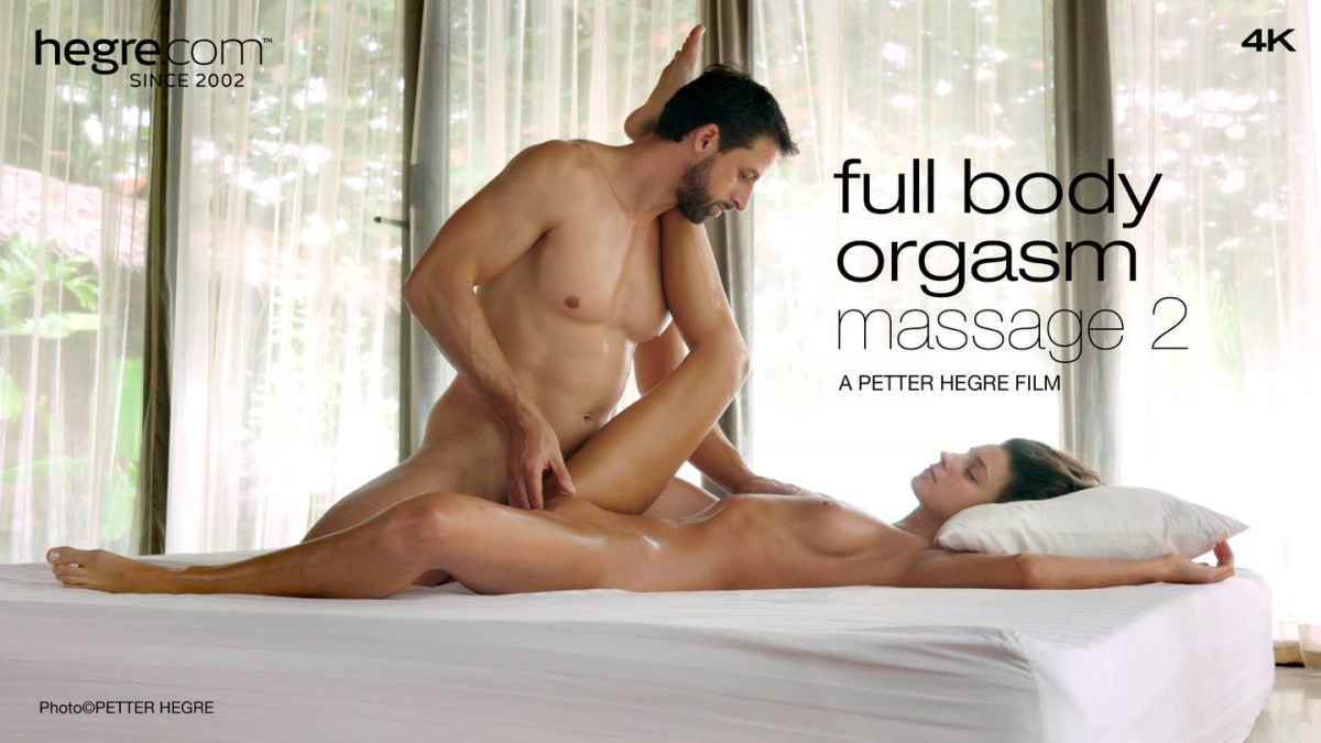Hegre - Full Body Orgasm Massage 2 - Melena Maria - 4K UltraHD 2160p
