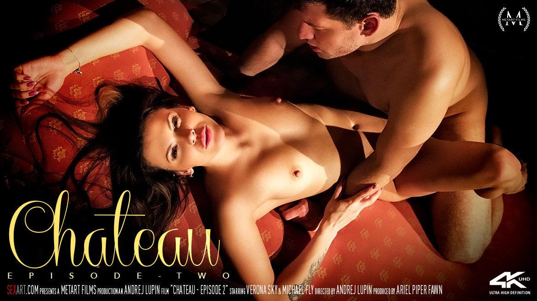 Sex Art - Chateau Episode 2 (2018) - Verona Sky & Michael Fly - 4K UltraHD 2160p