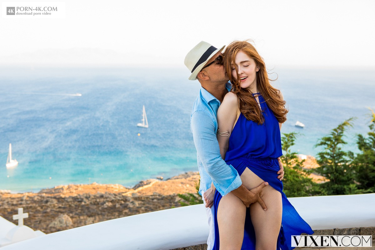 Vixen - Seduced By A Local (2018) - Classic Sex 2160p - Jia Lissa & Christian Clay