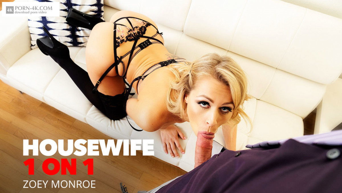 Housewife 1 On 1 - Zoey Monroe, Johnny Castle (2018) - 4K Classic Sex Movies