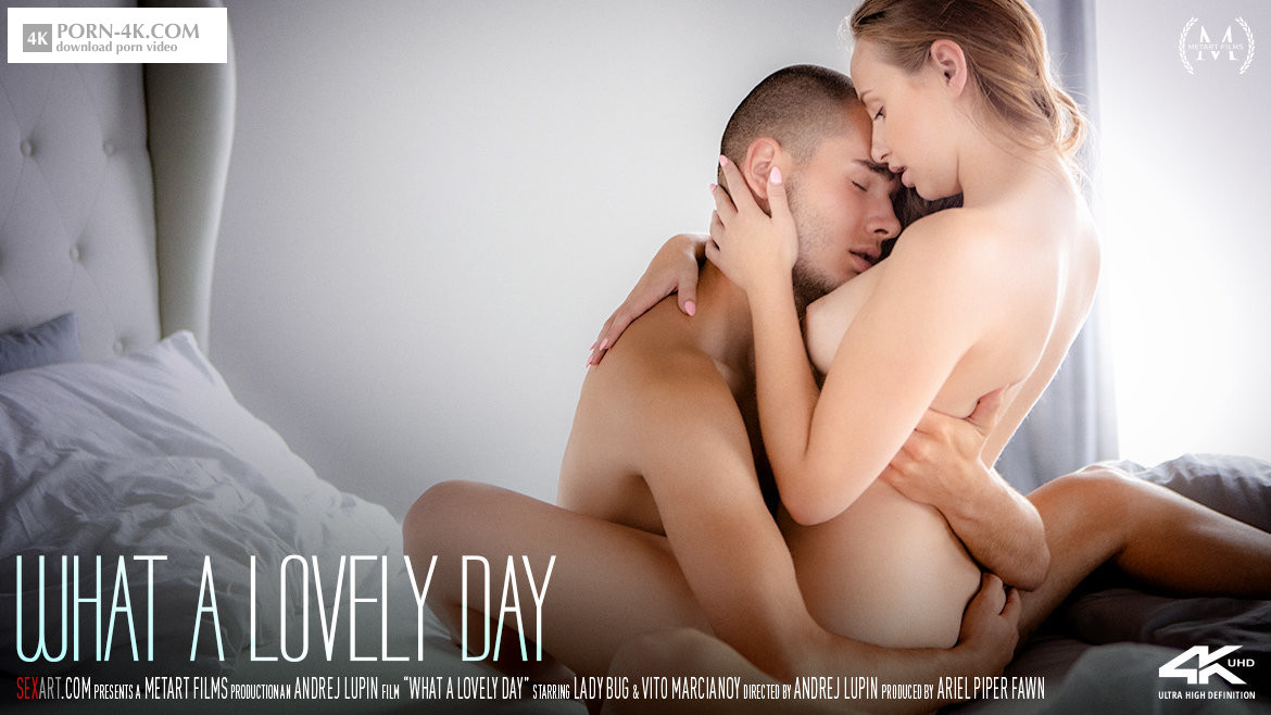 Sex Art - What A Lovely Day (2018) - Classic Teen Sex HD 4K - Lady Bug & Vito Marciano
