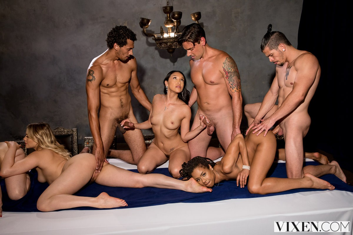 Vixen - After Dark Part 5 (2018) - Premium Group Sex HD 4K ...