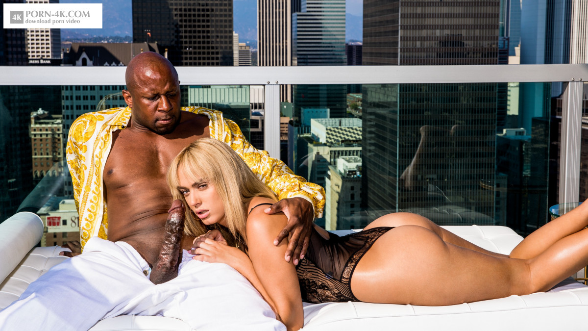 Blacked - Just One Drink (2018) - Blacked Porn HD 4K - Athena Palomino & Prince Yahshua