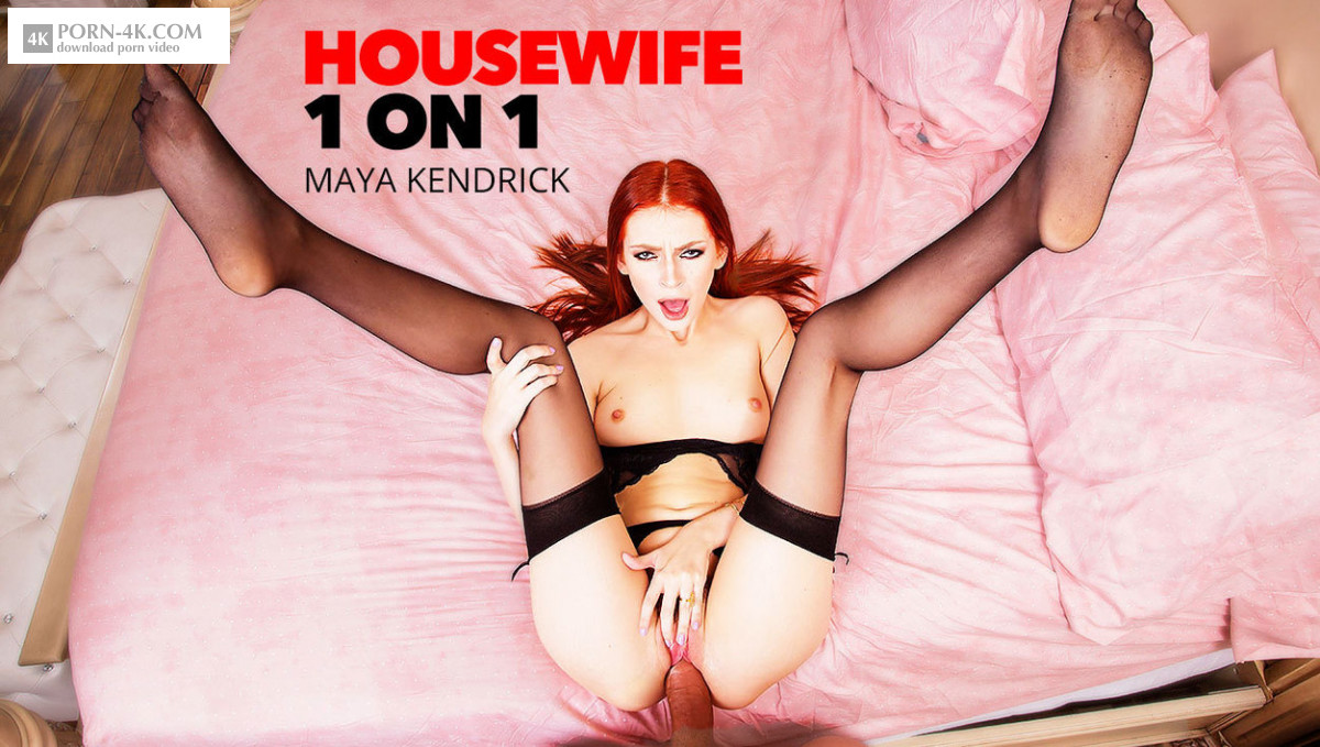 Housewife 1 On 1 - Maya Kendrick, Alex Legend (2018) - Classic Porn HD 4K