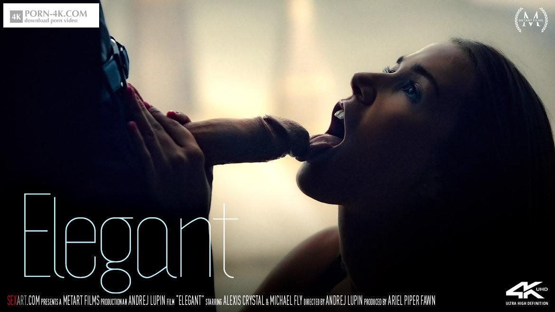 Sex Art - Alexis Crystal & Michael Fly - Elegant (2018) - Elegant Sex