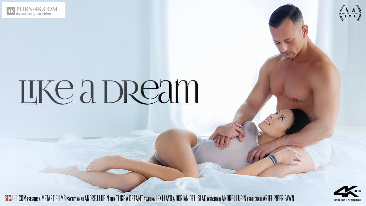 Sex Art - Lexi Layo & Dorian Del Isla - Like A Dream (2018) - Real Teen Porn HD 4K