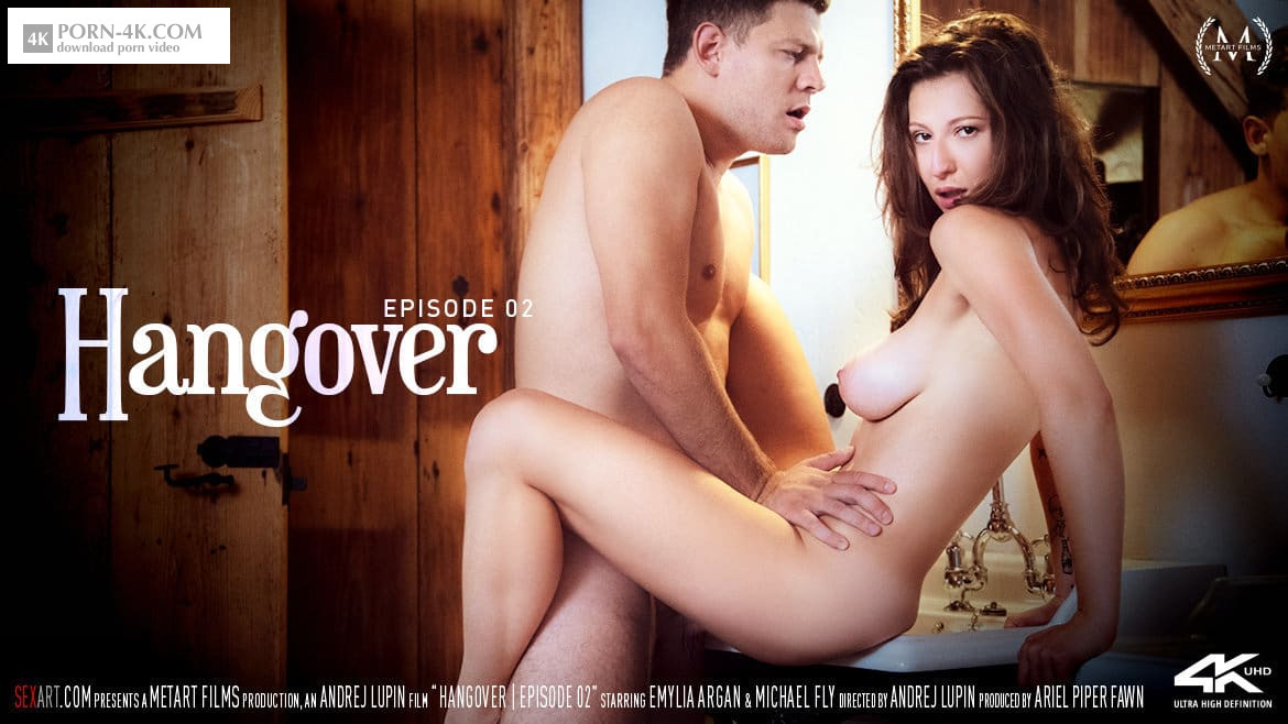 Sex Art - Emylia Argan - Hangover Part 2 (2018) - Glamour Girls Porn HD 4K 2160p